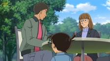 Thám Tử Lừng Danh (Anime) Ba Vị Khách Và Một Thầy Bói Tập 801 - ...