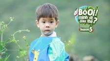Bố Ơi, Mình Đi Đâu Thế Phiên Bản Trung Quốc Season 5 - Tập 5 Full