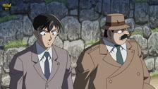 Thám Tử Lừng Danh (Anime) Mặt Trời Lặn Dưới Vườn Cam Tập 801 - ...