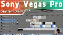 Thường Vĩ Hướng Dẫn Đổi Trắng Thành Đen Và Tạo Phần Giới Thiệu Tên Nhân Vật Trong Sony Vegas Dạy Cắt Ghép Video Free - Phần 2