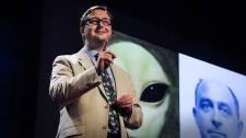 TED Talks Người Ngoài Hành Tinh, Tình Yêu Đang Ở Đâu Vậy - John Hodgman Nghệ Thuật - Biểu Diễn