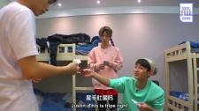 Idol Producer - Thực Tập Sinh Thần Tượng Cuộc Sống Về Đêm Ở Ký Túc Xá BTS