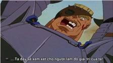 Kenpuu Denki Berserk - Kiếm Sĩ Đen - Tập 16 1997 - Vietsub