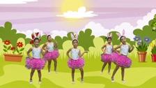 Nhảy Cùng BiBi 2018 Chú thỏ con Series