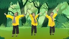 Nhảy Cùng BiBi 2018 Em bé giải phóng quân Series