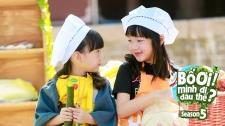 Bố Ơi, Mình Đi Đâu Thế Phiên Bản Trung Quốc Season 5 - Tập 4 Full