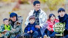 Bố Ơi, Mình Đi Đâu Thế Phiên Bản Trung Quốc Season 5 - Tập 10 Full