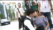 Tại Sao Boss Muốn Cưới Tôi? Hậu trường: Cảnh hôn của Boss Lăng ngại ngùng Trailer & Clips