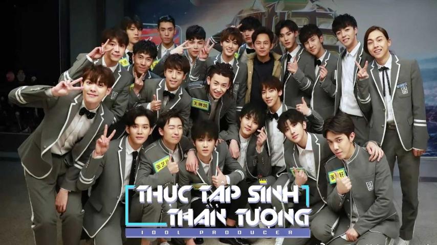 Show Idol Producer - Thực Tập Sinh Thần Tượng Tập 2